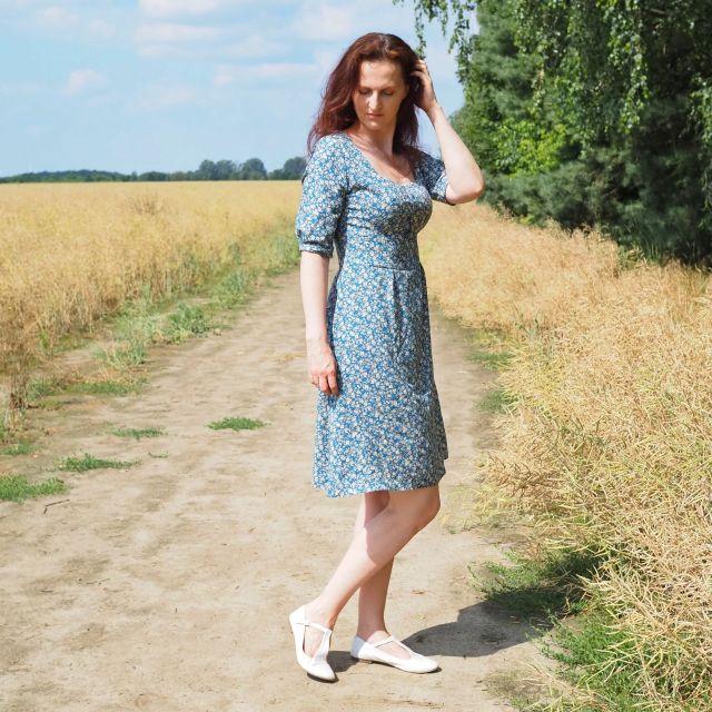 Ashland Dress Sewliberated
